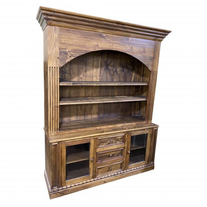 Picture of RUSTIC ENTERTAINMENT WALL UNIT - WO444