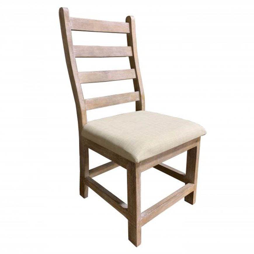 Picture of RUSTIC JOANNA PADDED CHAIR