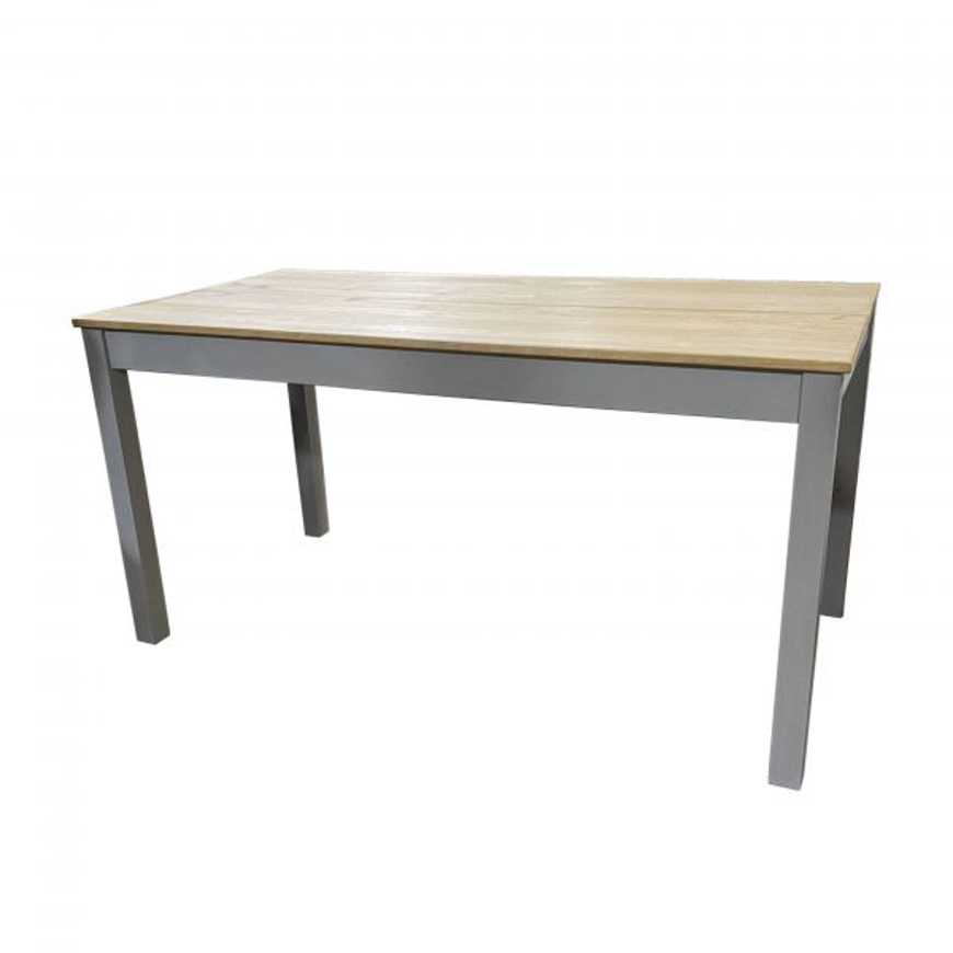 Picture of WOOD DINING TABLE - PI97