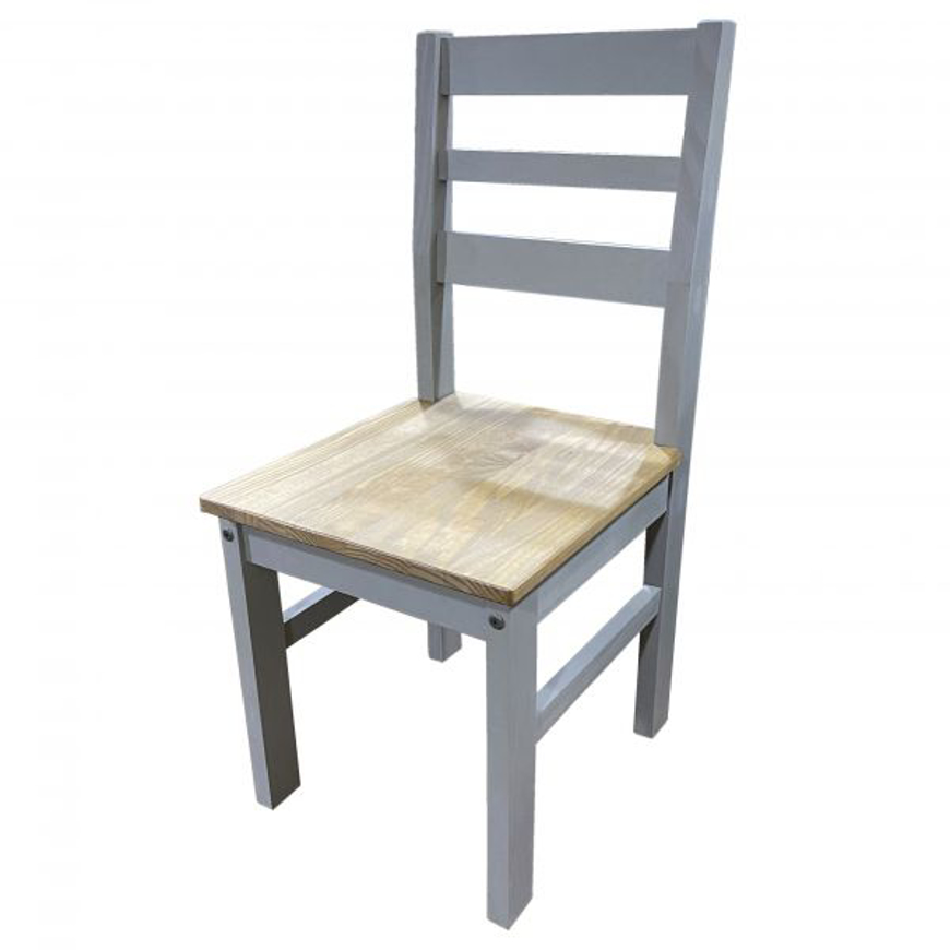 Picture of WOOD CHAIR - PI98