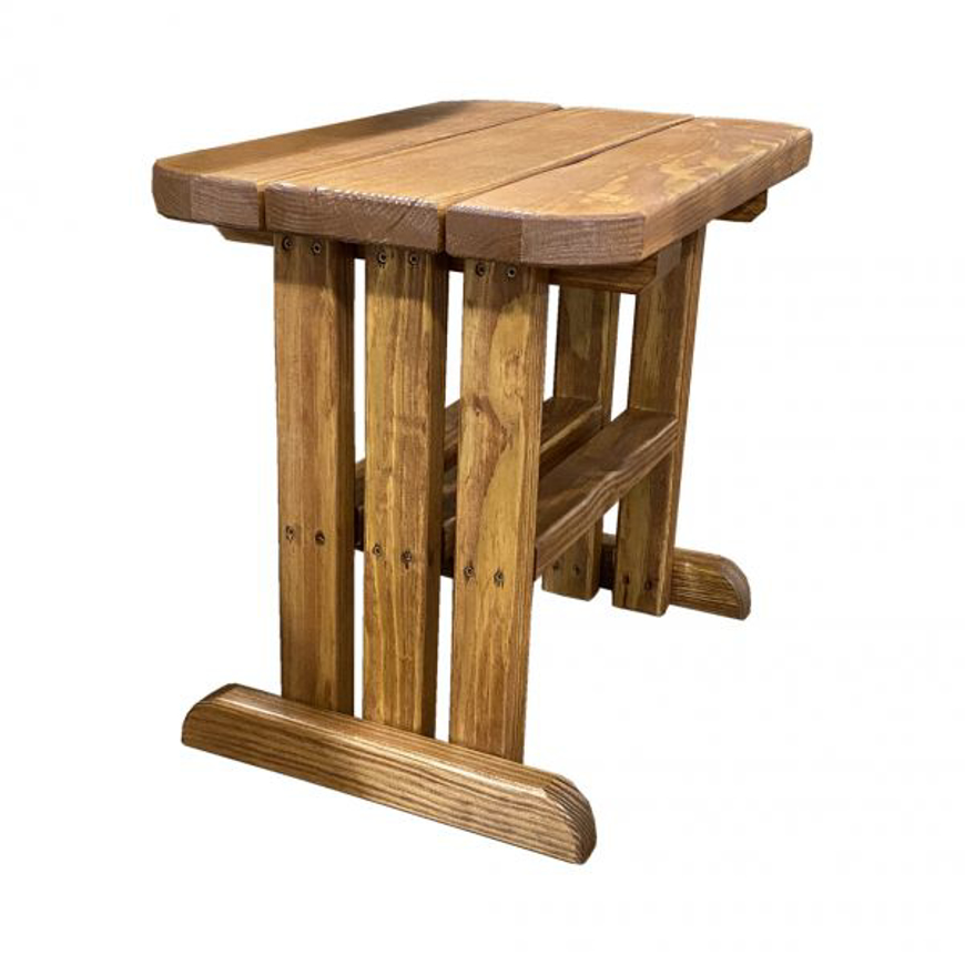 Picture of AMISH ADIRONDACK END TABLE