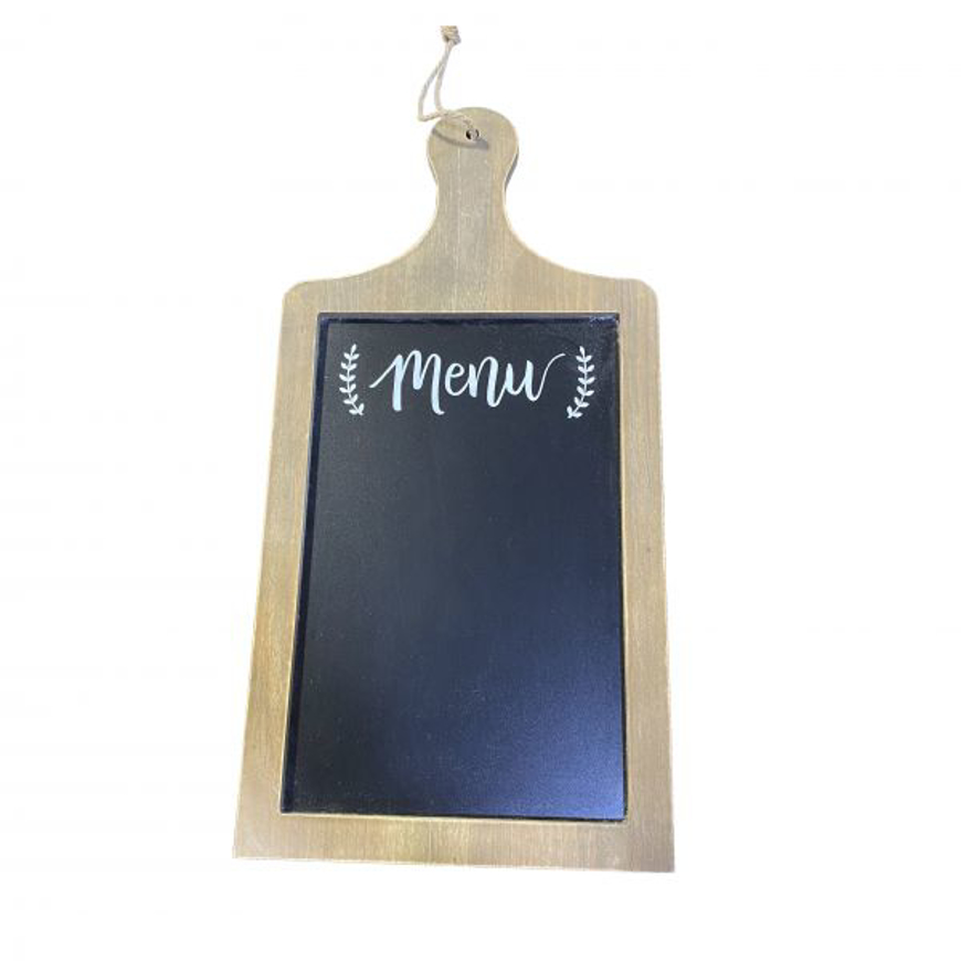 Picture of Menu Sign