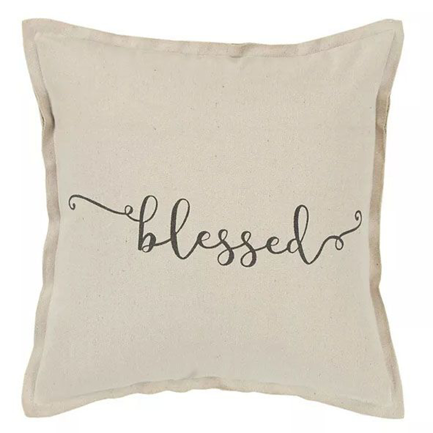 Picture of Blessed Pillow