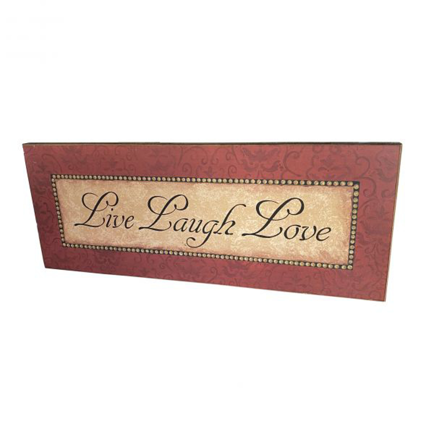 Picture of Live Laugh Love Sign
