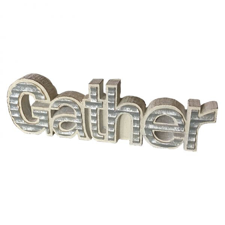Picture of Gather Sign